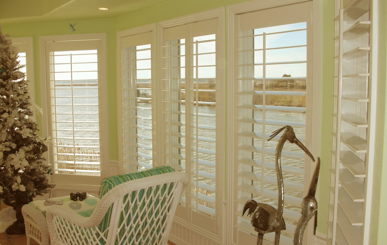 Blinds And Shuttters In Va Plantation Shutters Form 17