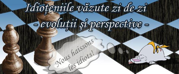 Marius Trufin Blog de rezistenta impotriva prostiei revarsate si nu numai.