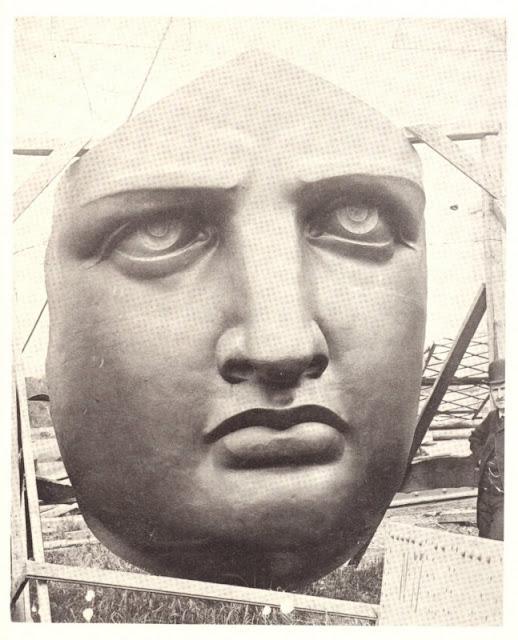 creacion estatua libertad