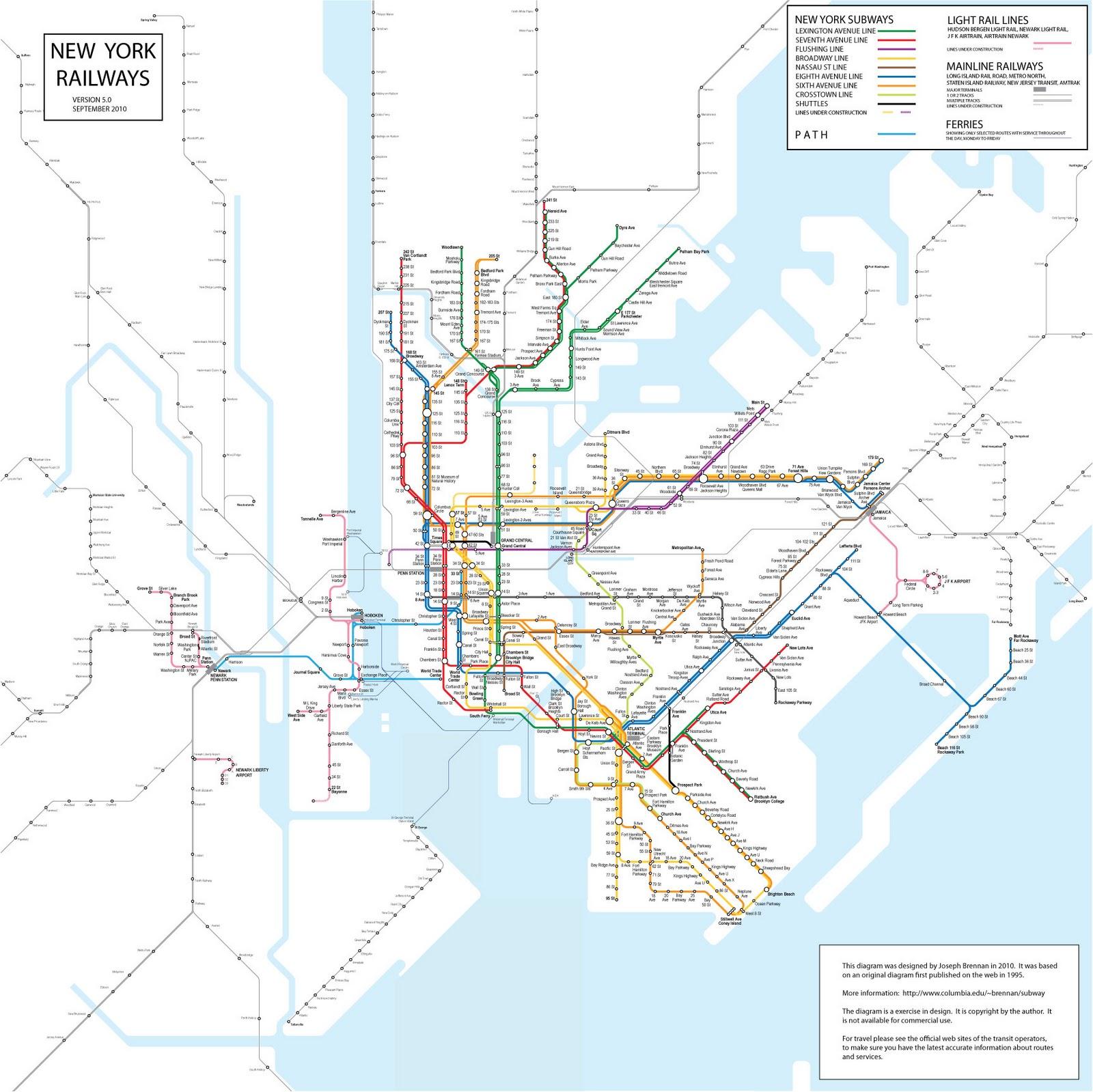 War of Yesterday: Making a Subway Map XIV