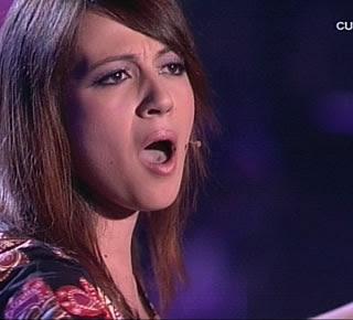 María Villalón en Factor X >> Actuaciones, entrevistas, lives - Página 2 Maria+4%C2%AA+gala