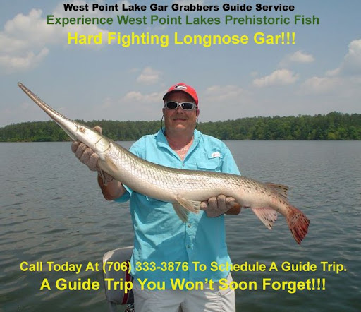 West Point Lake Gar Grabbers