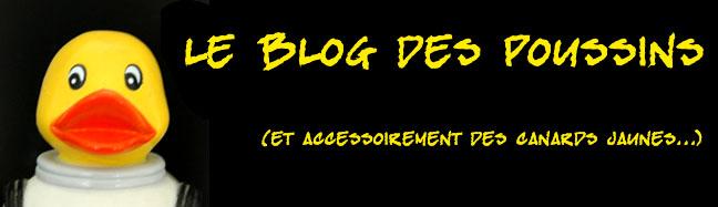 Le blog des poussins