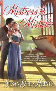 Guest Review: Mistress by Mistake by Susan Gee Heino