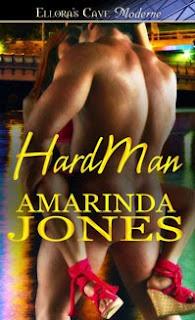 Guest Review: Hard Man by Amarinda Jones
