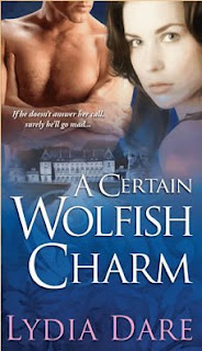 Guest Review: A Certain Wolfish Charm by Lydia Dare