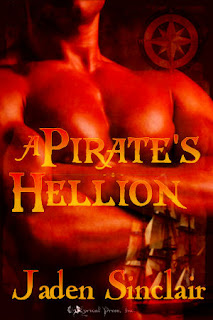Guest Review: A Pirate's Hellion by Jaden Sinclair