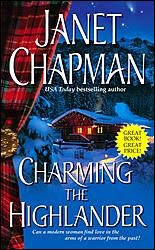 From Holly's Bookshelf Guest Review: Charming the Highlander by Janet Chapman