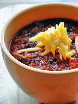 La cuisine d'Hélène: Chili américain - All American Chili
