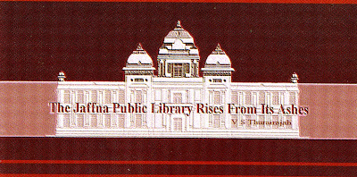 The Jaffna Public Library Rises From Its Ashes