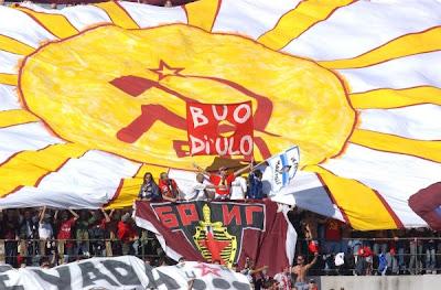 Ascenso del Sankt Pauli a la Bundesliga Curvanordbig