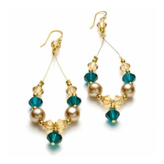 Weekend Kits Blog: Beaded Necklace, Bracelet & Earring ...