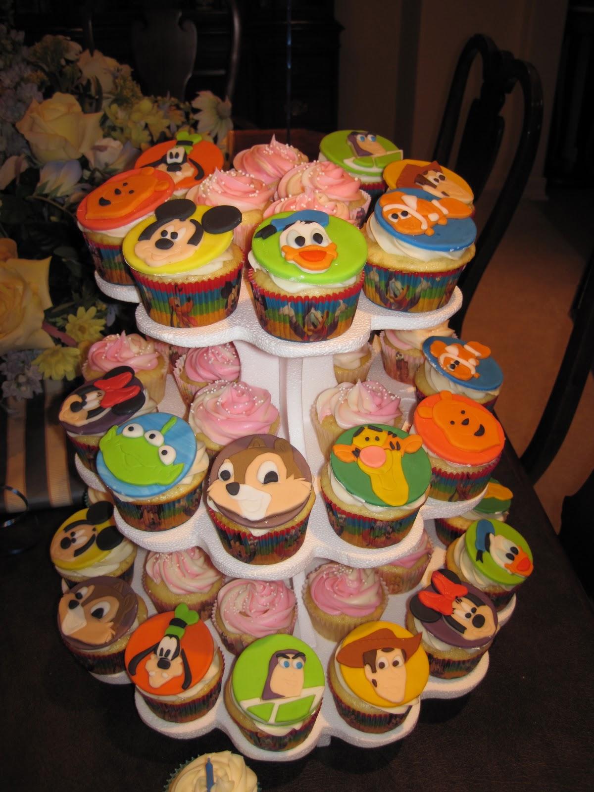 Kaylynn Cakes Disney Birthday