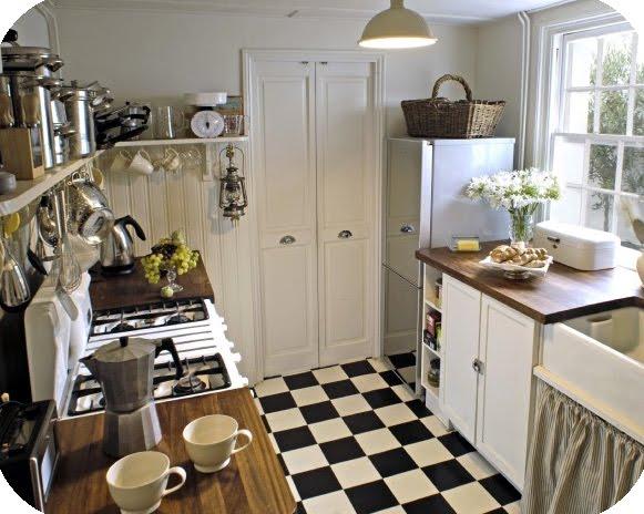 Cottage inglese at home for Interni case inglesi