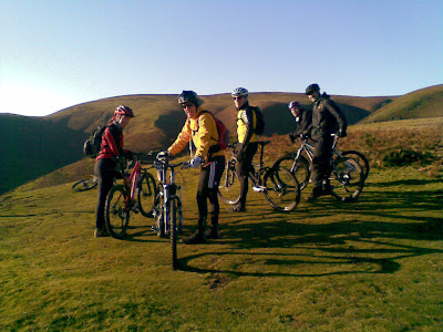 Long Mynd Sat 6 Dec