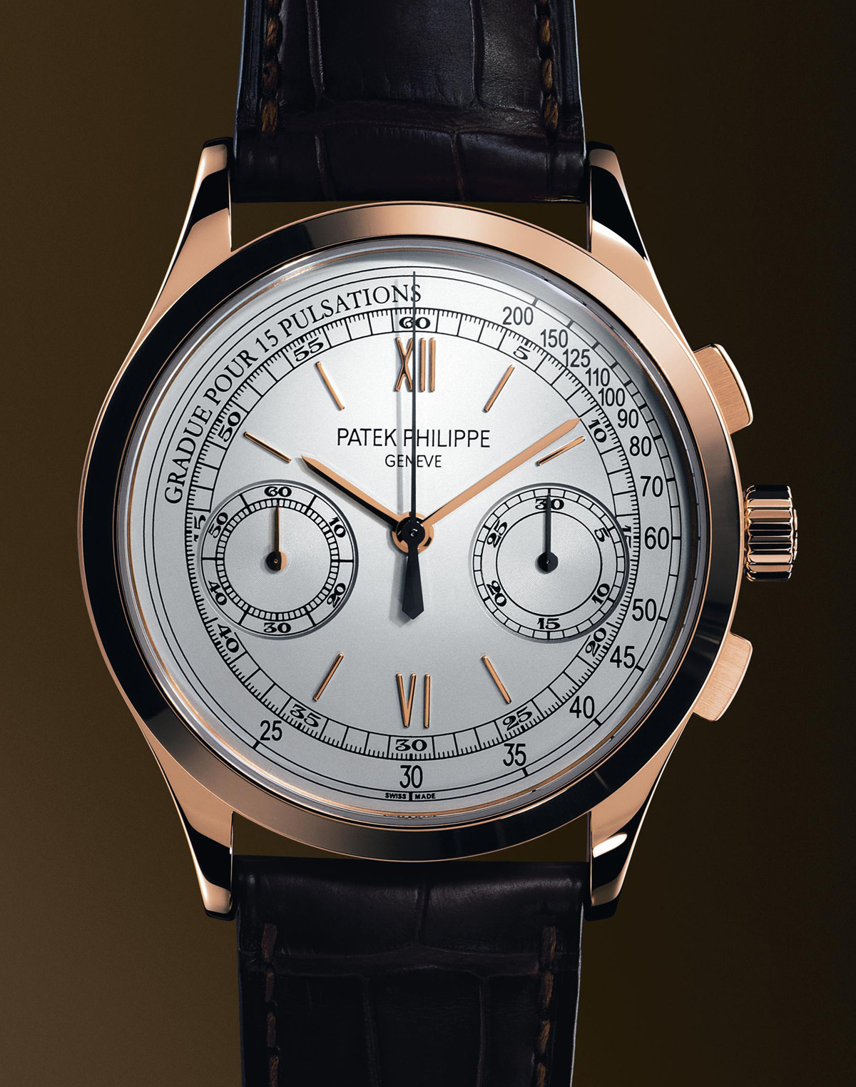 calasic watches  Basel World 2010- Patek Philippe Chronograph ... ab67b29011