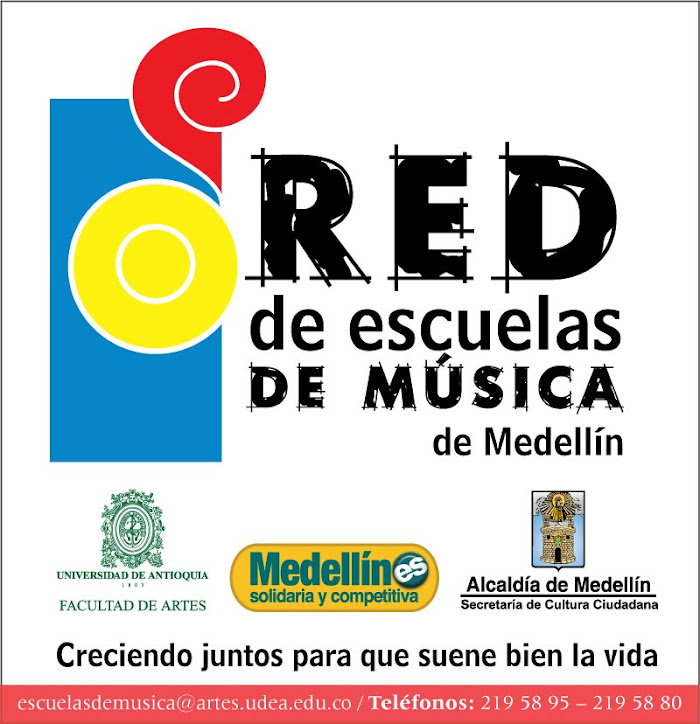RED DE ESCUELAS DE MUSICA