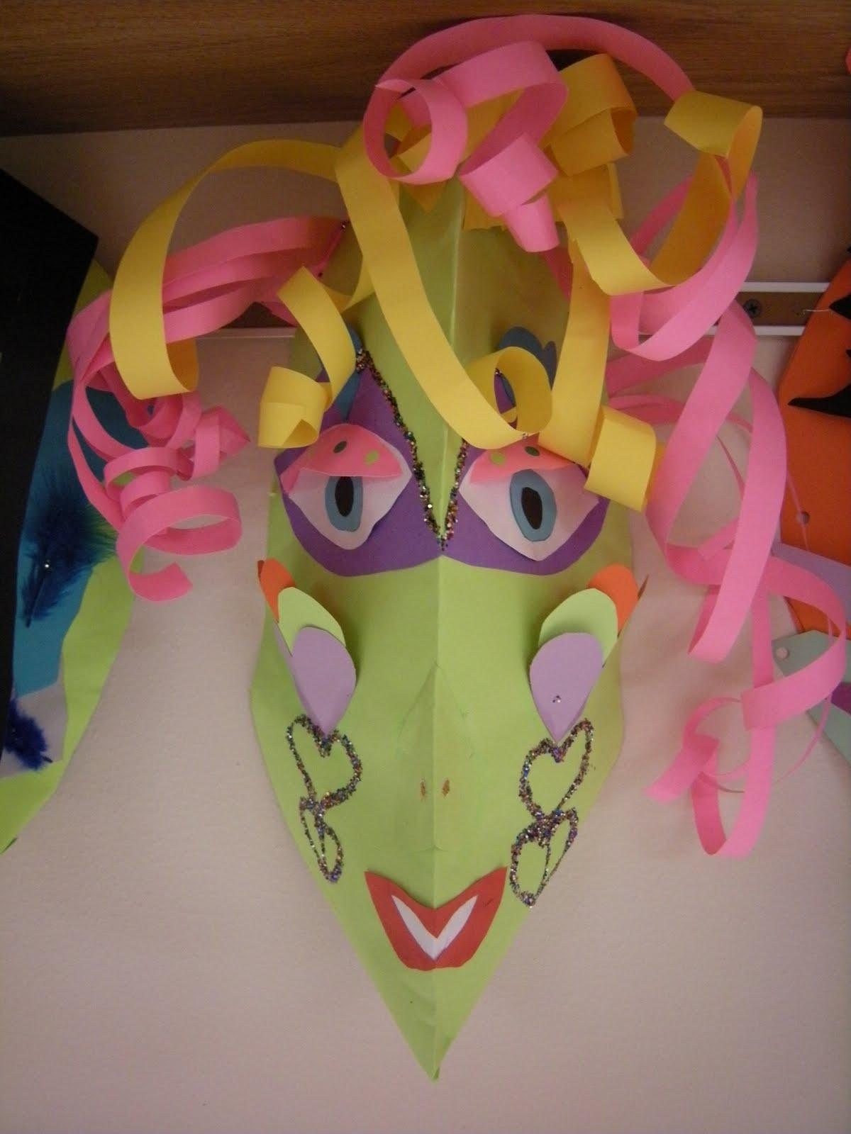 Artolazzi Symmetrical Masks