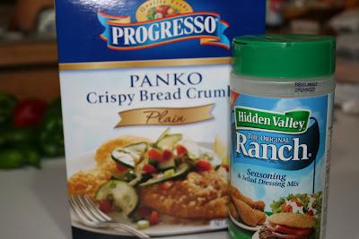 Deep South Dish Crispy Panko Coated Ranch Chicken