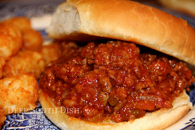 A little Trinity, a few key seasonings and you'll have a homemade sloppy joe that'll beat any canned version hands down.