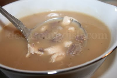 Deep South Dish: How to Make Homemade Giblet and Egg Gravy