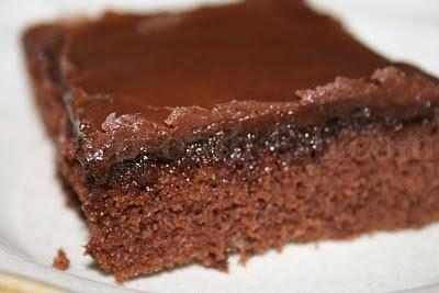 Texas Sheet Cake Recipe Buttermilk Paula Deen