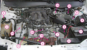 How To Matthew Under The Hood 2001 Ford Taurus 3 0l