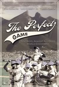 Perfect Game Teaser Poster