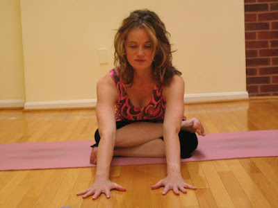 how do i stretch this area of my body  yoga