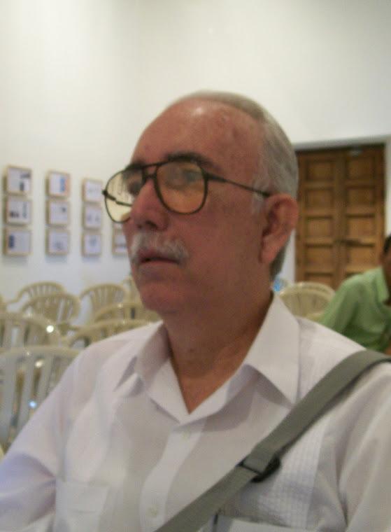 Poeta ANTONIO MORA VELEZ