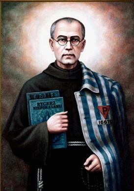 São Maximiliano Maria Kolbe – Mártir da Caridade