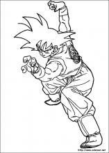 Dibujos Para Colorear De Dragon Ball Super El Torneo Del Poder