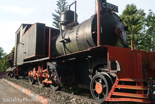 kereta api pekanbaru