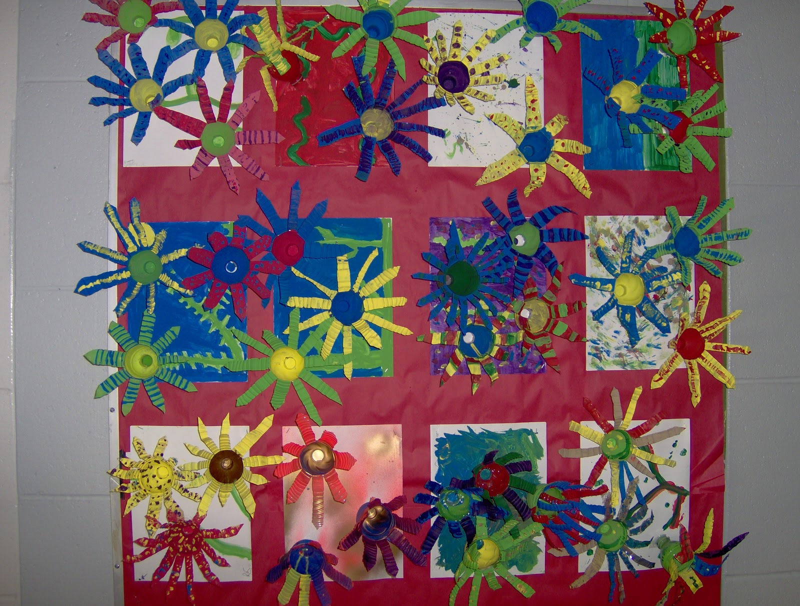 Mnps Chihuly Art Lessons Chihuly At Wright Middle School