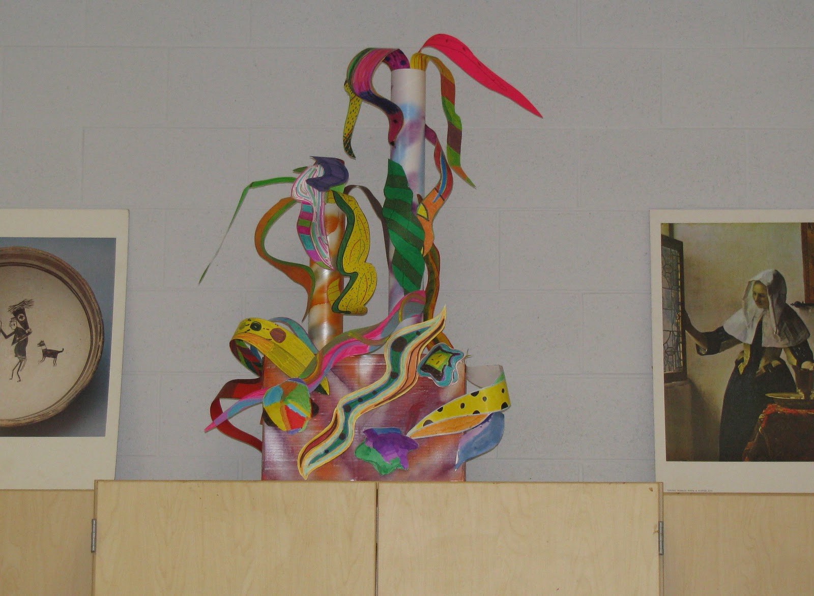Mnps Chihuly Art Lessons Chihuly At Haynes Middle School