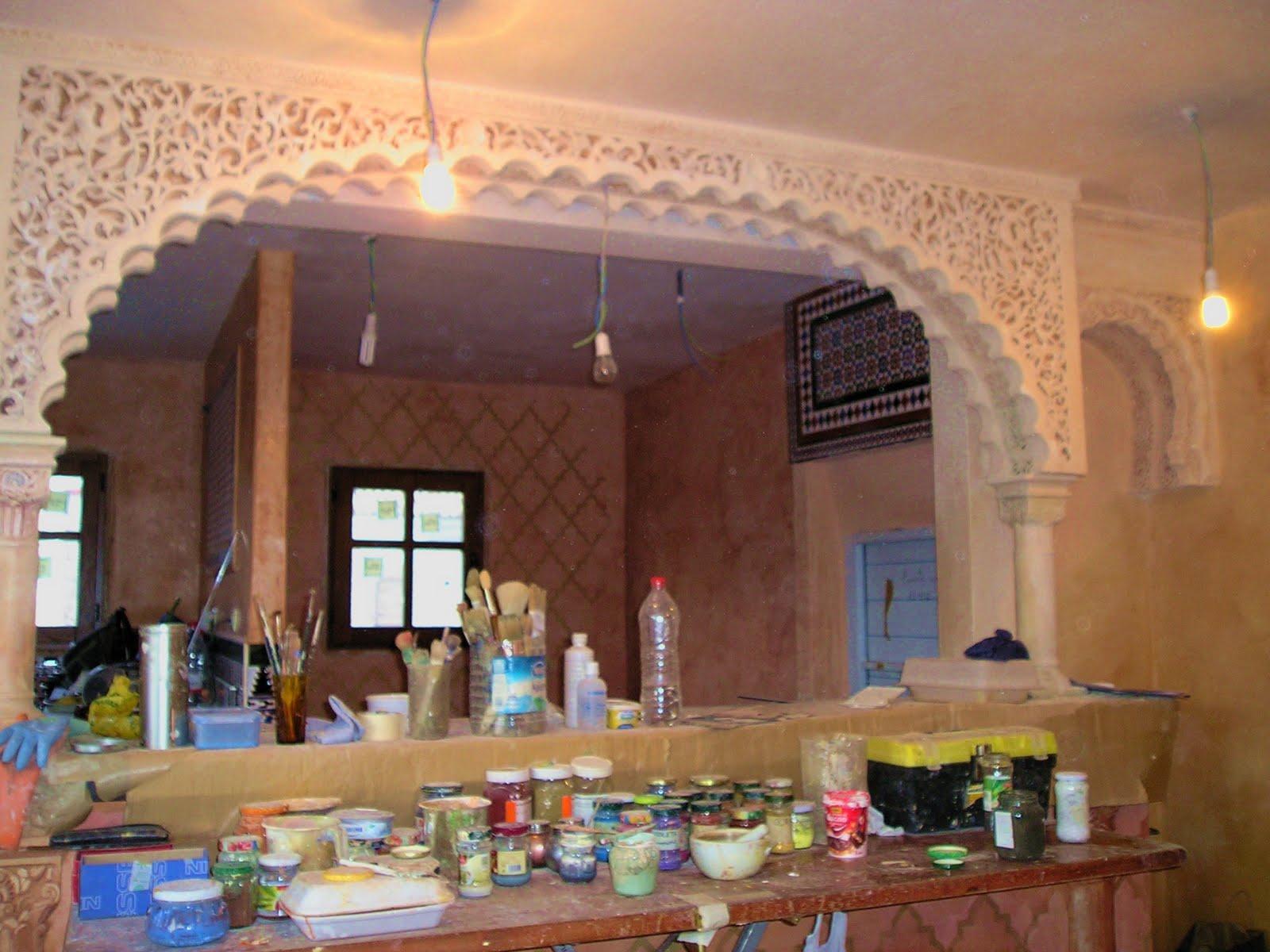 Restaurante en alpujarra interiorismo acabados for Tabla de la barra de la cocina de separacion