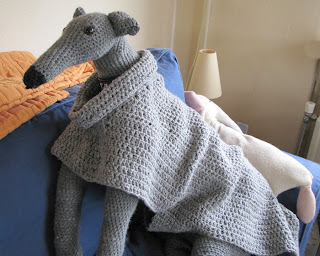 Knitting Pattern For A Greyhound Coat : GREYHOUND CROCHET PATTERN   Easy Crochet Patterns