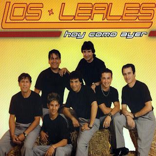 Los Leales - Hoy Como Ayer | Cumbia