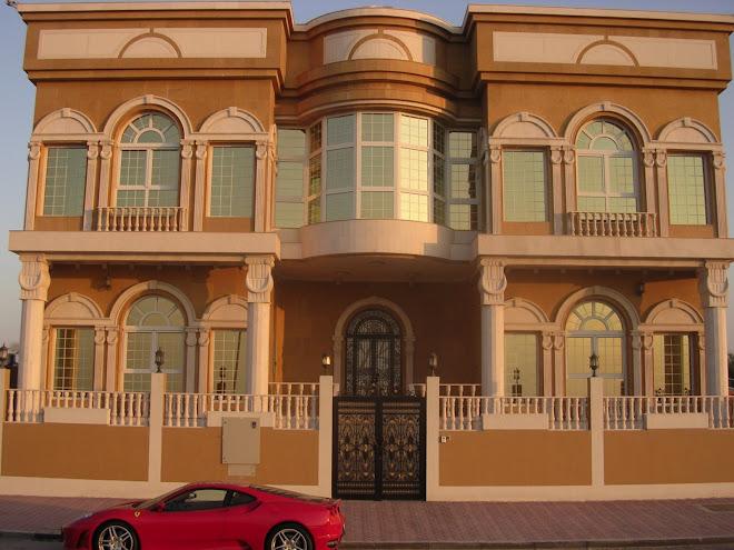 Jumeriah Beach Villa, Dubai