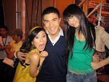Kim, Luis and Iya