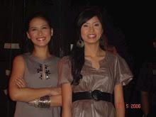 Kim and Maja