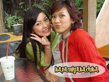 Kim and Cathy Gonzaga
