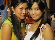Kim and Erich Gonzales