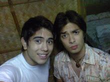 Gerald with Joross Gamboa