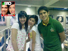 Kim and Gerald with Melissa Ricks