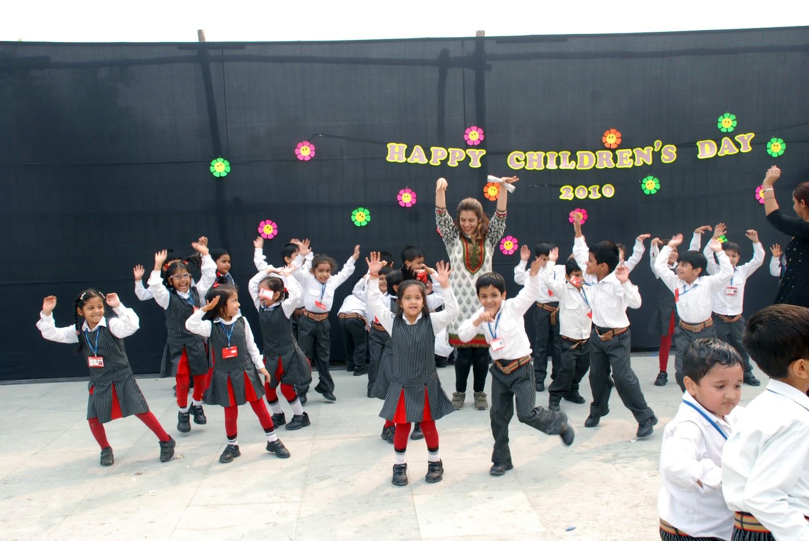 Watch Me Grow Enjoying The Children S Day Carnival Kg