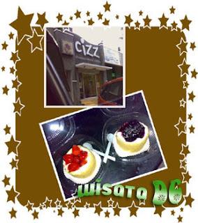 CiZZ cake Bandung