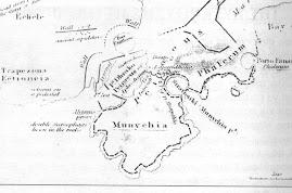 Χάρτης του Πειραιά του 17ου αι.