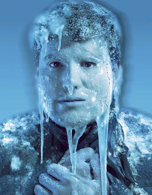 Image result for Really Cold People