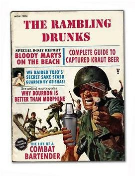 The Life of a Combat Bartender